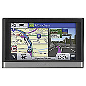 "Garmin nuvi 2447LM Sat Nav, 4.3"" LCD Touch Screen with Free Lifetime Map Updates across Western Europe"