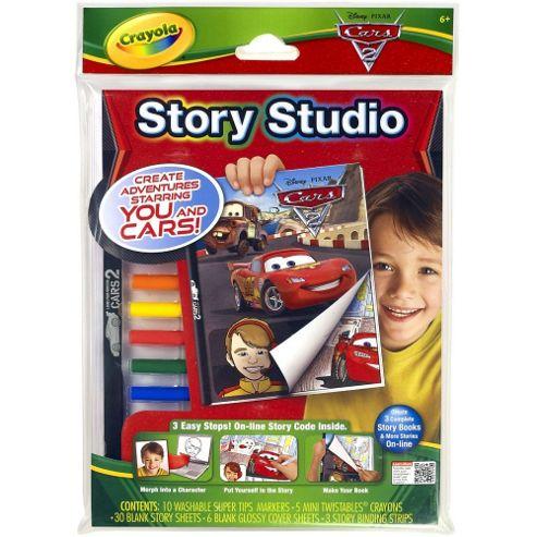 Crayola Story Studio - Cars