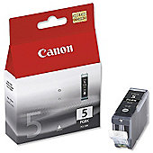 Canon PGI-5 Black Ink Cartridge (Twin Pack)