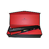 Salon Ethos Ceramic and Tourmaline Hair Straightener 1""