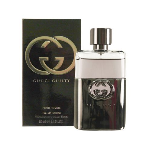 Gucci Guilty Pour Homme 50ml Eau de Toilette Spray.