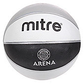 Mitre Arena Rubber Basketball Size 7