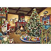 Falcon De Luxe JU11033 Christmas Jigsaw Puzzle
