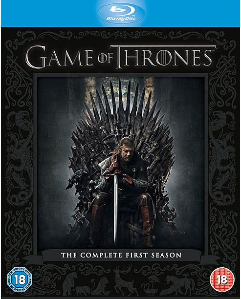 Game Of Thrones - Series 1 - Complete (Blu-Ray Boxset)