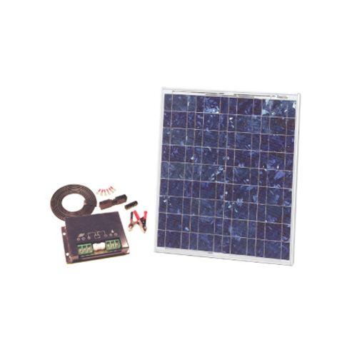 60W Solar Panel Kit Water Resistant Caravan/Boat