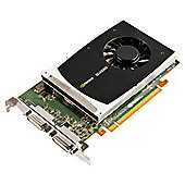 PNY nVidia Quadro 2000D 1024MB PCI Express 2.0 x16 DVI-I Dual-Link Graphics Card