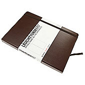 Leuchtturm 1917 Medium Notebook Plain Tabacco