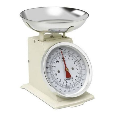 Hanson H500 Traditional Scale Cream