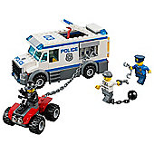 Lego City Police Prison Transporter - 60043