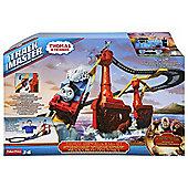 Fisher-Price Thomas & Friends TrackMaster Thomas' Shipwreck Rails Set