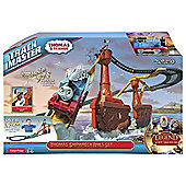 Fisher-Price Thomas & Friends TrackMaster Thomas' Shipwreck Rails Set