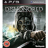 Dishonored (Shadow Rat Pack Exclusive Edition PS3)