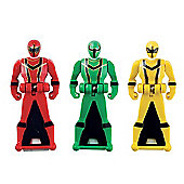 Power Rangers Super Megaforce Ranger Key Set - Mystic Force