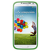 Samsung Original Thermoplastic Cover Galaxy S4 Green