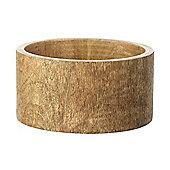 Parlane Natural Wooden Planter / Plant Pot H100 x 200mm