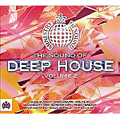 Ministry Of Sound: The Sound Of Deep House 2 (2CD)