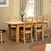 Wiseaction Midway Extending Dining Table