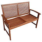 Europa Leisure Tornio 2 Seater Bench