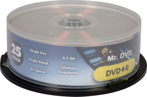 Maplin DVD-R 25-Pack