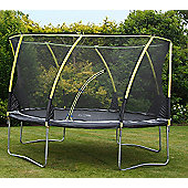Plum 12ft Whirlwind Trampoline & 3G Enclosure