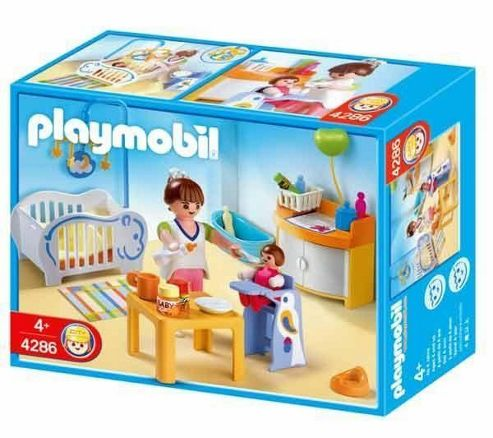 Playmobil 4286 Baby Room