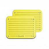 Dualit Architect Toaster Panel, Yellow