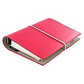 Filofax Personal Domino Organiser, Deep Pink