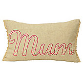 Mothers Day Mum Cushion