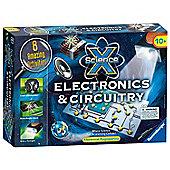 Electonics & Circuitry - X Science Maxi - Ravensburger