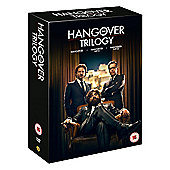 The Hangover Trilogy - DVD