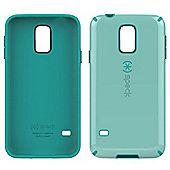 Samsung Galaxy S5 CandyShell Aloe Green/Caribbean Blue