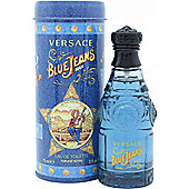 Versace Blue Jeans Eau de Toilette (EDT) 75ml Spray For Men