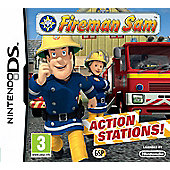 FIREMAN SAM ACTION STATIONS (NDS)