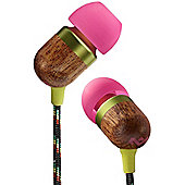 HOUSE OF MARLEY SMILE JAMAICA EARPHONES (LILY)