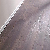 Westco 8mm V-Groove Sync-Chrome Leysin Oak Laminate Flooring