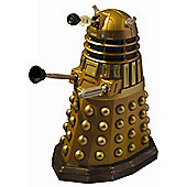 Doctor Who Die-cast Collectable Gold Dalek Figure