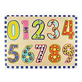 Bigjigs Toys 123 Puzzle BJ537