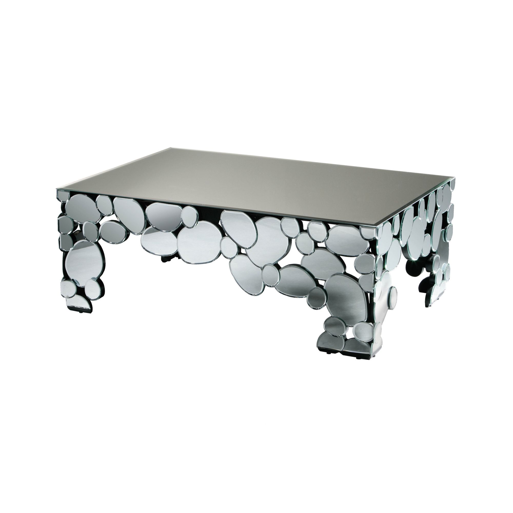 Premier Housewares Illusions Coffee Table at Tesco Direct