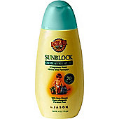 Earths Best Mineral Sunblock SPF30+ (113g Cream)