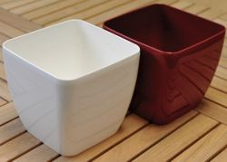 Square pot cover