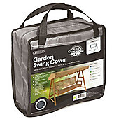 Gardman 3 Seater Garden Swing Cover- Grey