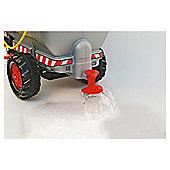 Jumbo Tanker Silver & Spray & Jockey Wheel