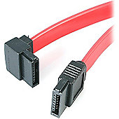 StarTech 6 inch SATA to Left Angle SATA Serial ATA Cable