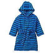 Mothercare Striped Supersoft Robe