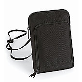 Travel wallet XL - black