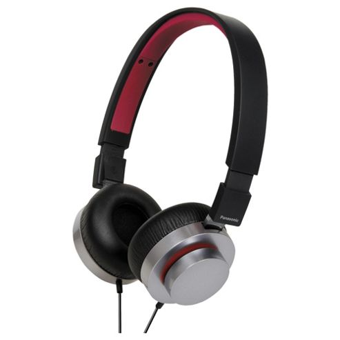Panasonic RPHD5 Overhead Headphones Black