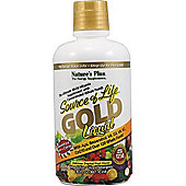 Natures Plus Liquid Source Of Life Gold 8oz Liquid