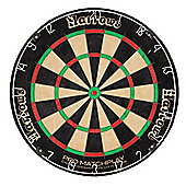 HARROWS Pro Matchplay Bristle Dart Board Dartbard