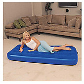 "Bestway 73"" x 30"" x 8.5"" Single Flocked Air Bed"