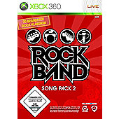 Rock Band - Song Pack 2 - Xbox-360